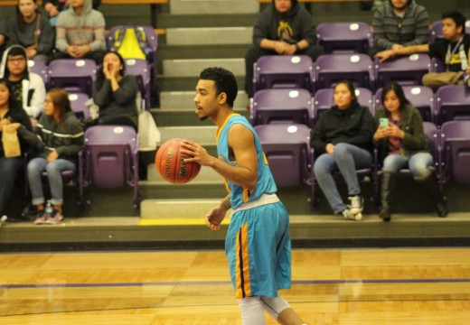 Haskell was led by Bryon Elledge with 23 points, 3 rebounds and 2 assists in 32 minutes.
