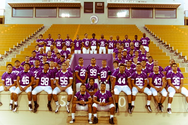 Haskell Indian Nations University Athletics 2013 Football Roster